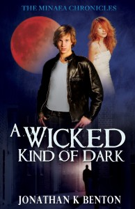 A Wicked Kind of Dark - front