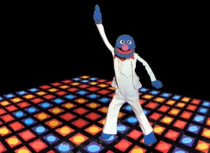 GROVER-Saturday-Night-Fever