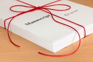 manuscript blog
